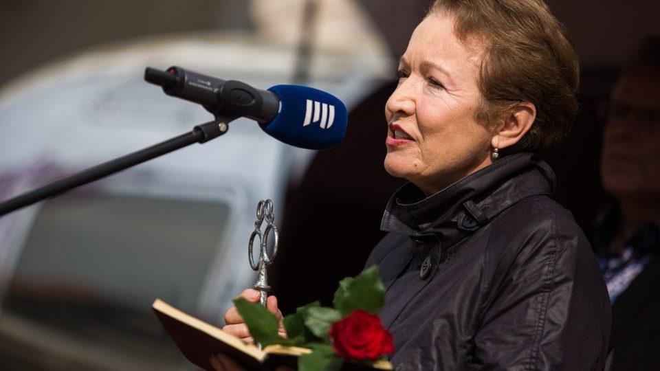 Prix Bohemia Radio 2016 / Hana Maciuchová