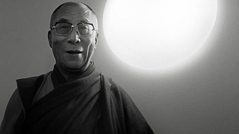 Roman Franc: Jeho svatost dalajlama