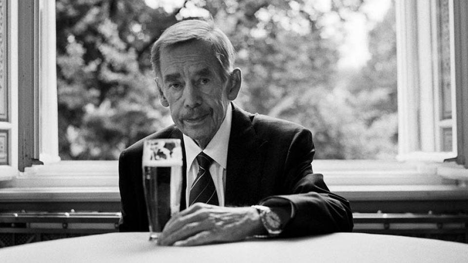 Roman Franc: Václav Havel 2011