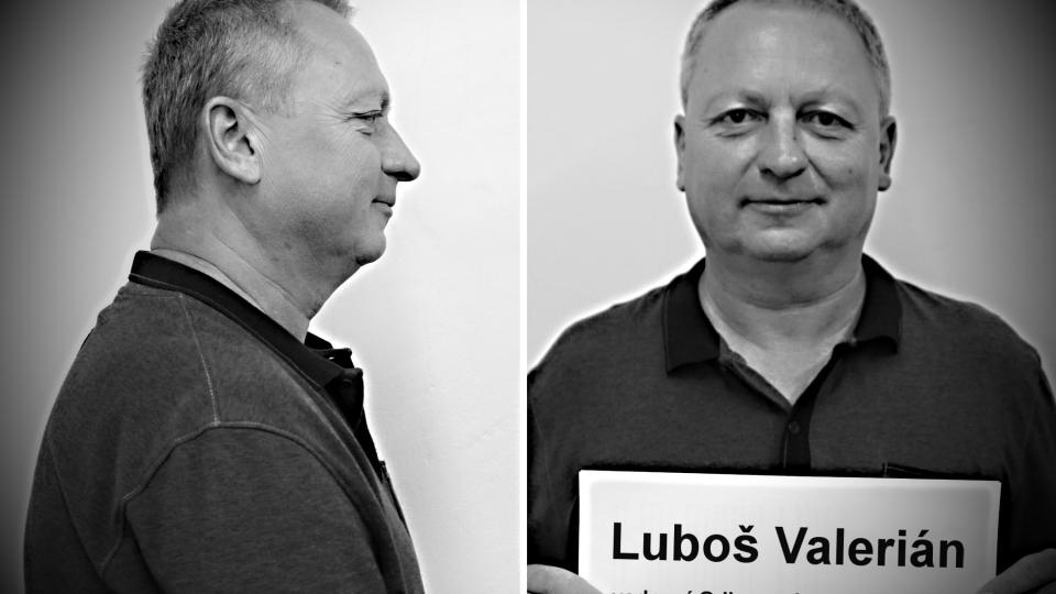 plk. JUDr. Luboš Valerián, PhD. (vedoucí Odboru obecné kriminality Policie Moravskoslezského kraje)