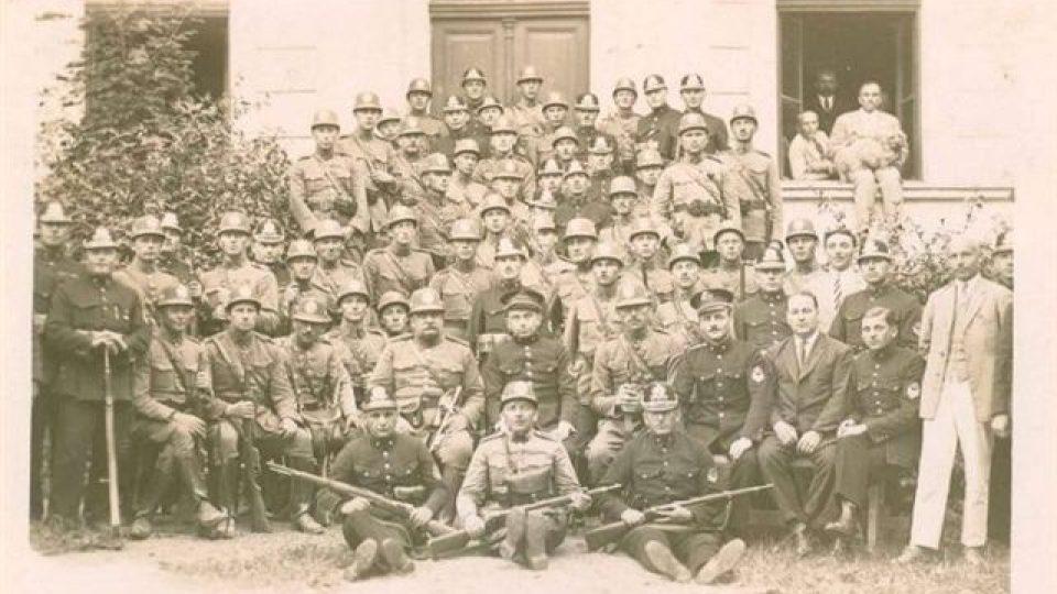 Československé četnictvo (1927)