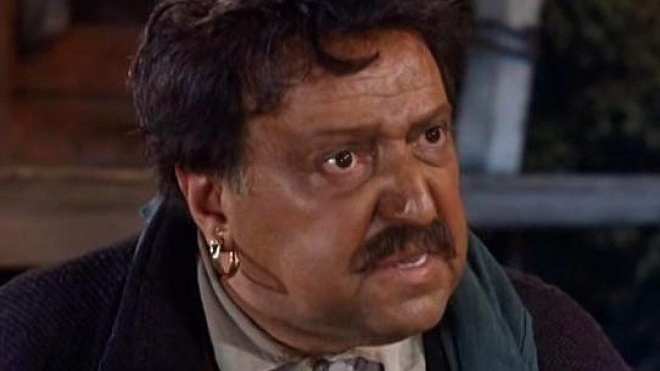 Hugo Haas v 60. letech v televizním seriálu Bonanza (epizoda Dark Star)