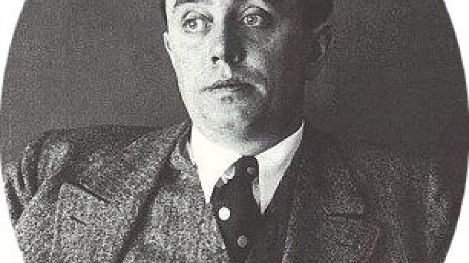 Zdenek Rykr (cca v roce 1923)