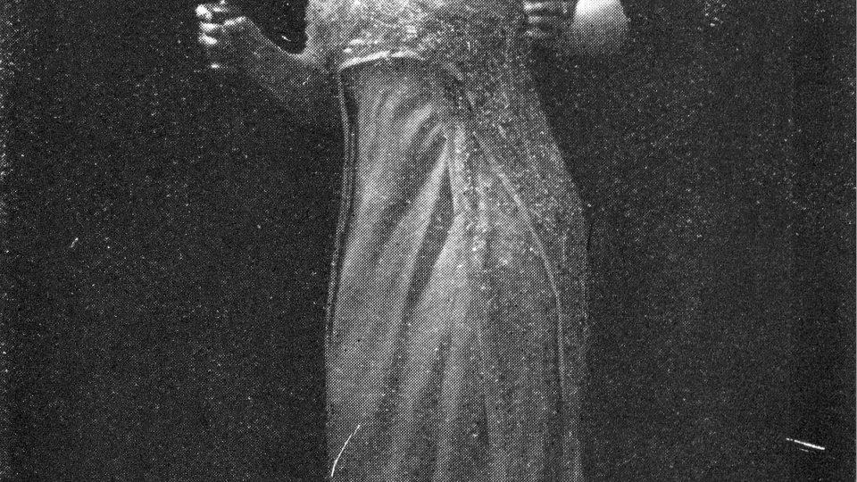 Ema Destinnová jako Tosca