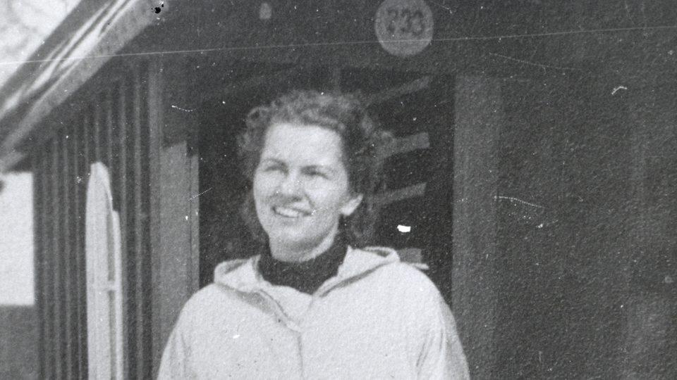 Hana Krupková (na horách a jen v halence, ale na Silvestra)