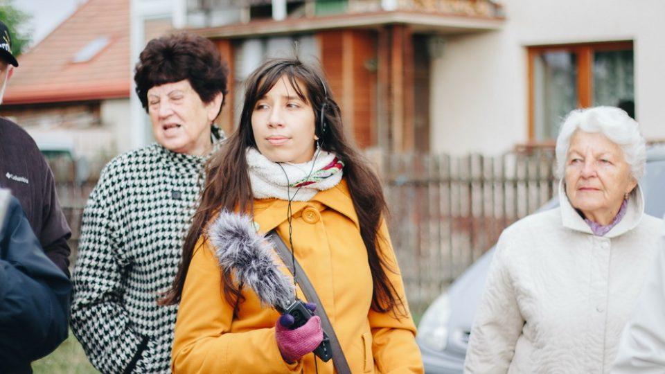 Autorka dokumentu Hurá na výlet! Tereza Reková v plné zbroji