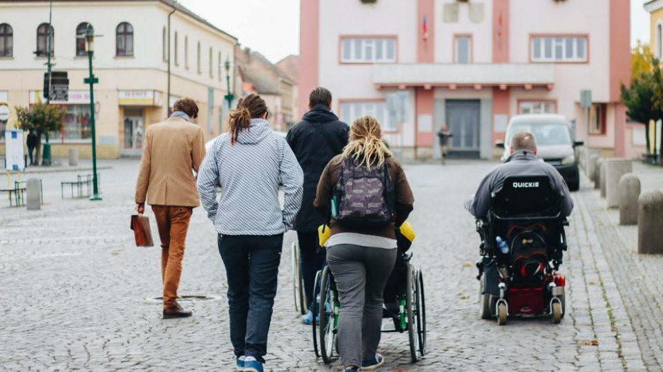 Hurá na výlet! organizuje výlety vhodné i pro vozíčkáře