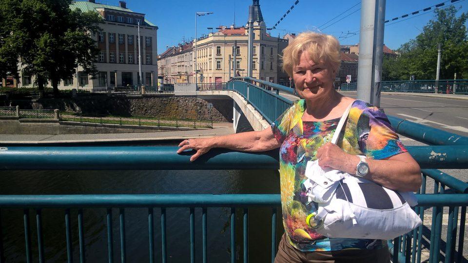 Paní Procházková si nemůže spolek Hurá na výlet! vynachválit