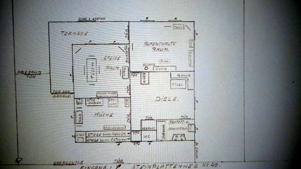Norimberk – budova tajné služby