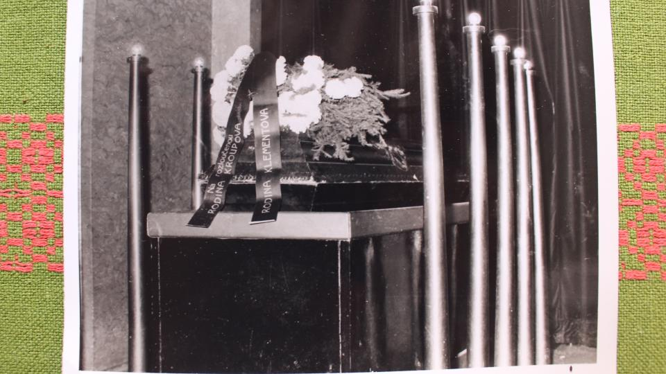 Pohřeb Františka Zapletala