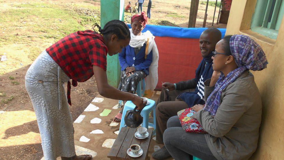 Cesty za vodou: Etiopie