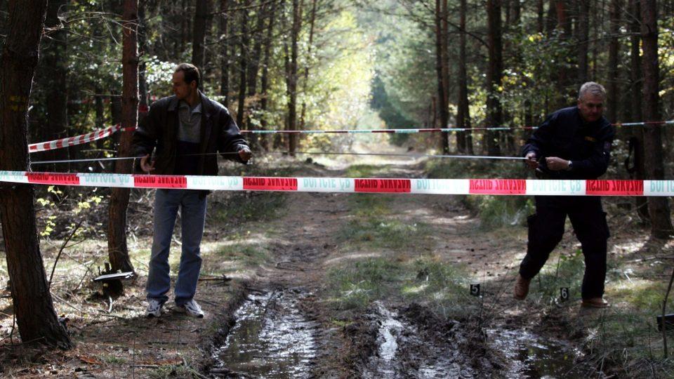 Vyšetřování vražd, kterých se dopustil tzv. Lesní vrah Viktor Kalivoda