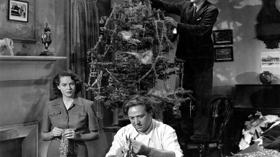 Žárlivost (Jealousy, 1945): Jane Randolph, Hugo Haas, Nils Asther