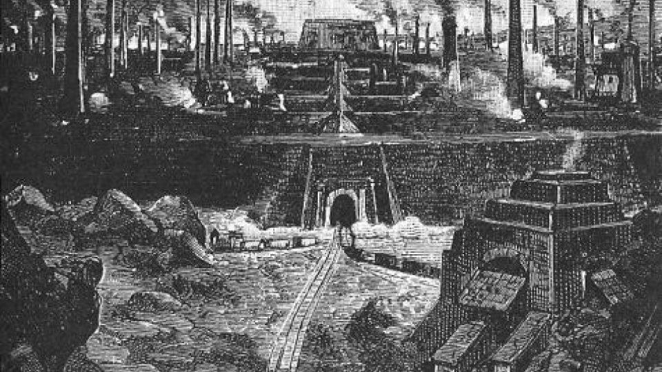 Jules Verne: Ocelové město