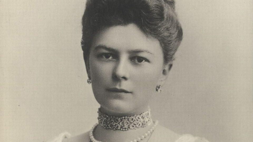 Žofie, vévodkyně z Hohenbergu (před rokem 1868)
