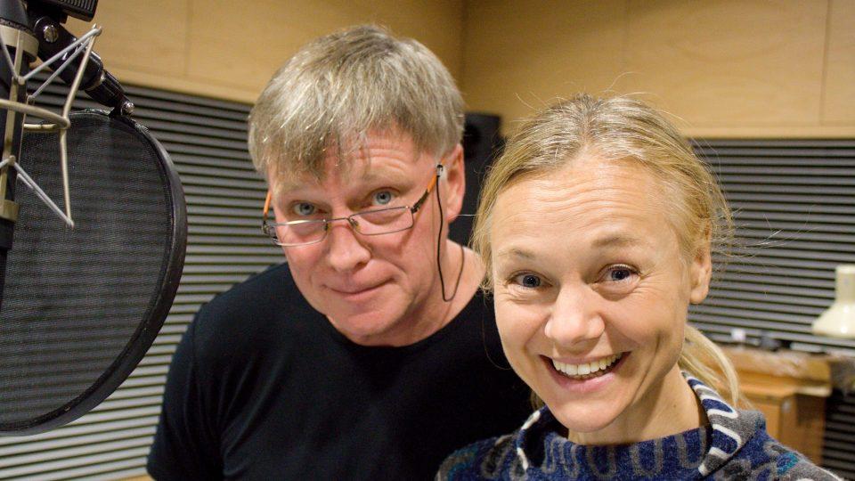 Michal Dlouhý a Andrea Elsnerová