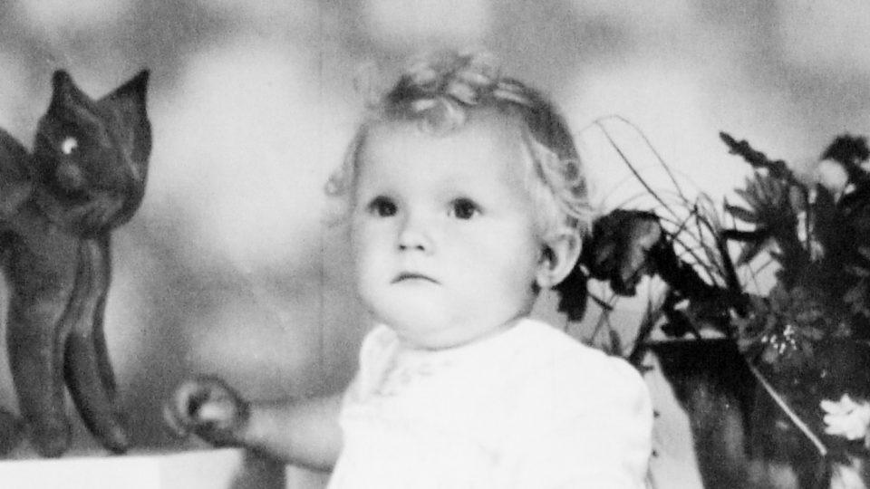 Eva Pilarová v roce 1940