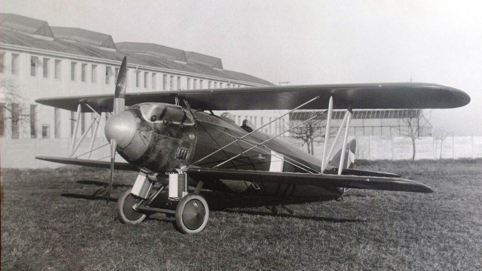 Letoun Letov Š-20