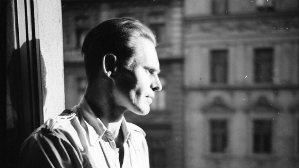 Spisovatel Jaroslav Foglar