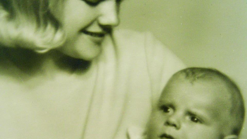 Eva Pilarová se synem Milanem