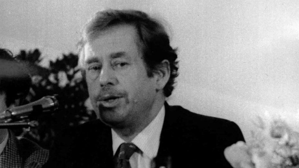 Václav Havel (1990)