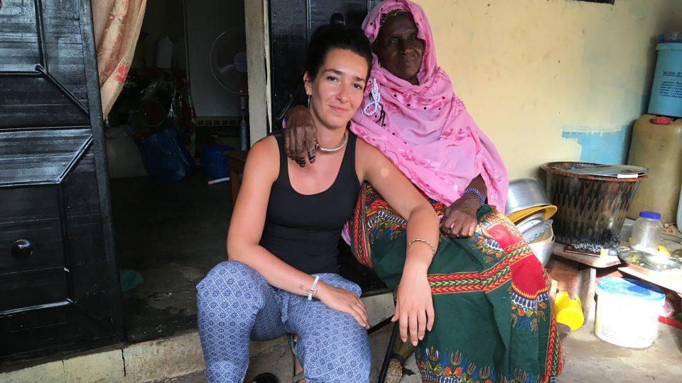 Tereza Hronová: Týden v Guineji