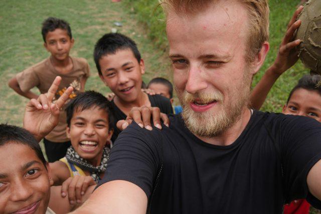 Ladislav Zibura v Nepálu