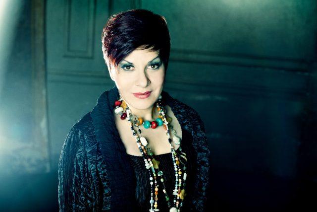 Operní pěvkyně Dagmar Pecková   foto: Ilona Sochorová