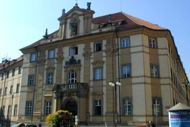 Klementinum z Mariánského náměstí | foto: Jana Šustová,  Český rozhlas