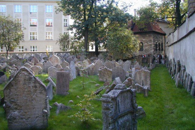Starý židovský hřbitov v Praze | foto: Jana Šustová,  Český rozhlas