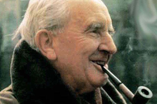 John Ronald Reuel Tolkien | foto: John Wyatt