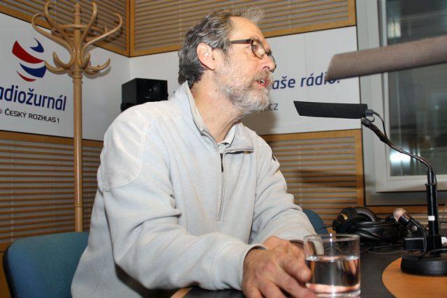 Komentátor Ivan Hoffman
