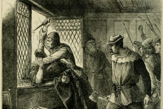 Pražská defenestrace | foto: Patrick Gray,  Flickr,  CC0 1.0