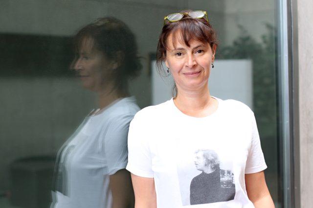Lenka Vlasáková | foto: Julie Kalodová,  Český rozhlas,  Český rozhlas