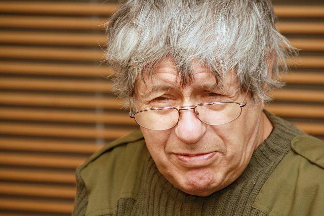 Spisovatel Ivan Klíma hostem Radiožurnálu