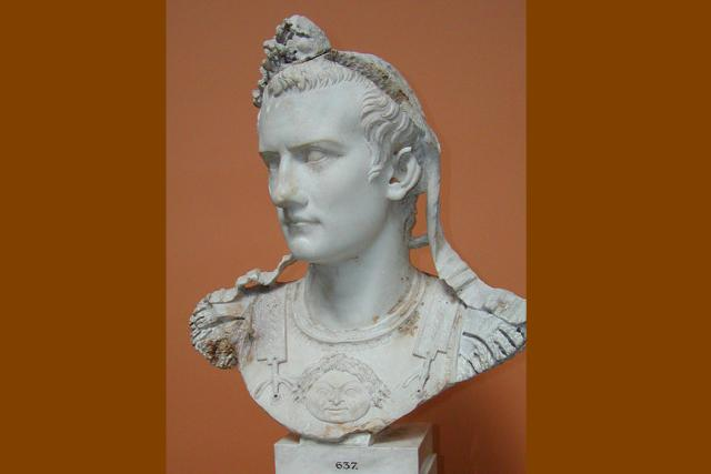 Caligula | foto: Licence GNU,  Louis le Grand