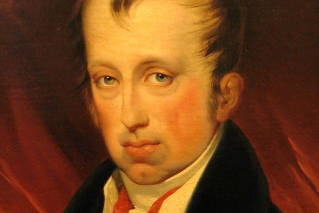 Amerlingův portrét Ferdinanda I. Dobrotivého z roku 1840 | foto: Wikipedia,  public domain - volné dílo