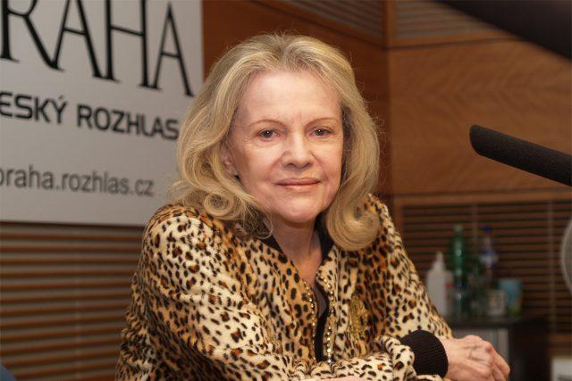 Eva Pilarová v roce 2011