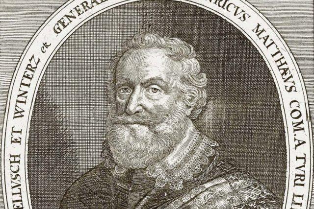 Jindřich Matyáš Thurn | foto: Wikimedia Commons,  CC0 1.0