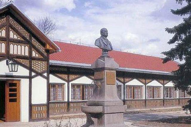 Lázně Sedmihorky   foto: Vladislava Wildová,  Český rozhlas