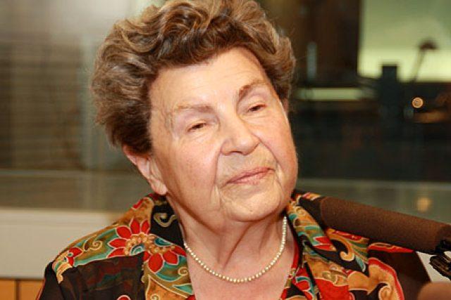 Jiřina Prekopová, psycholožka