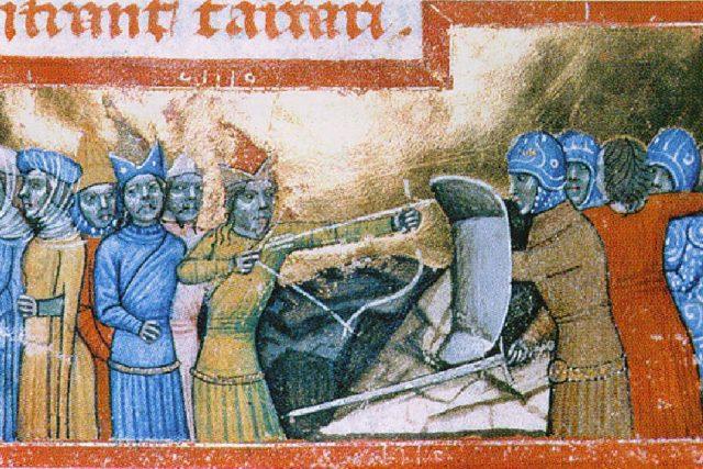 Invaze Mongolů | foto: Wikipedia,  public domain - volné dílo