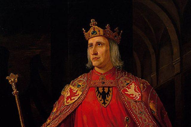 Ludwig Minnigerode: Rudolf I. Habsburský | foto: Wikipedia,  public domain - volné dílo
