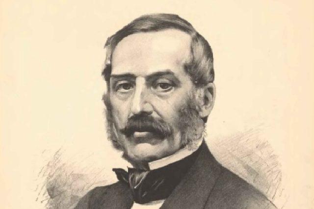 Jan Vilímek: Portrét Františka Škroupa