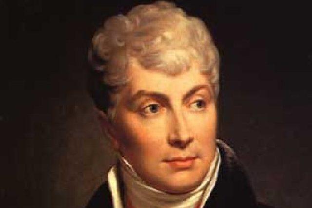 Mladý Klemens Metternich na obraze sira Thomase Lawrence