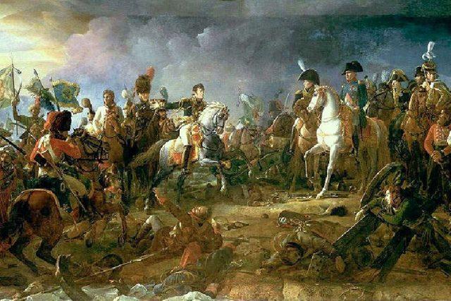 François Gérard: Generál Rapp přivádí před Napoleona zajatého knížete Repnina | foto: Wikipedia,  public domain - volné dílo