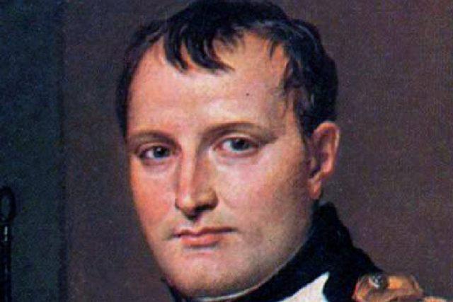 Jacques-Louis David: Portrét Napoleona | foto: Wikimedia Commons,  CC0 1.0