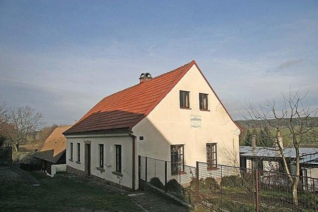 Rodný dům Karla Jaromíra Erbena v Miletíně | foto: Wikimedia Commons,  licence Creative Commons Attribution 3.0 Unported,  Zdeněk Pražák