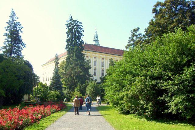 Arcibiskupský zámek v Kroměříži | foto: Alice Vítková