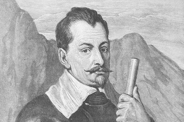 Podobizna Albrechta von Valdštejna